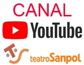Canal YouTube Teatro Sanpol